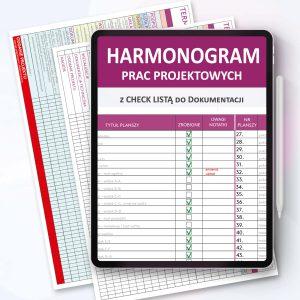 Harmonogram Prac Projektowych